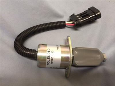 Bobcat Skid Steer Fuel Shut Off Solenoid Switch 751 753